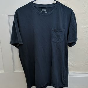 Urban Outfitters Standard Fit Blue T-shirt